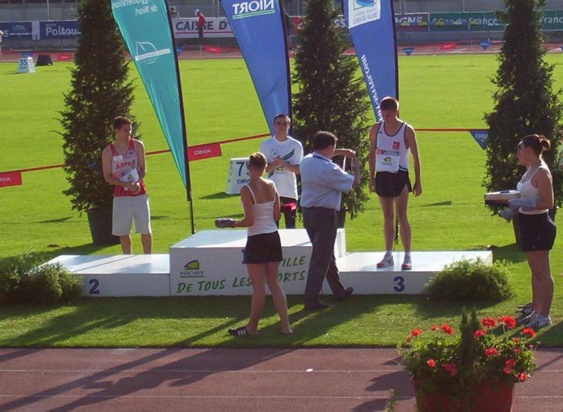 16 au 18 juillet championnat de France jeunes Niort113