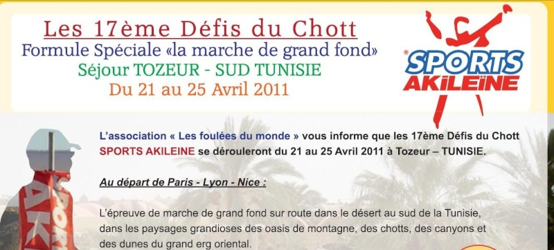 Défis du Chott :22-23/04/2011 (Tozeur, Tunisie) Tunisi12