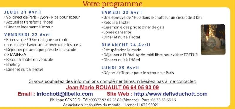 Défis du Chott :22-23/04/2011 (Tozeur, Tunisie) Tunisi14