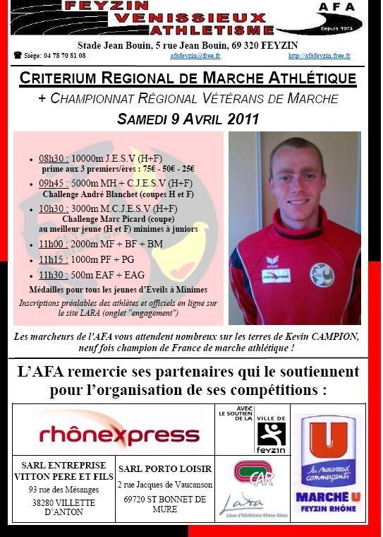 le 9 avril 2011 FEYSIN Vénissieux Veniss10