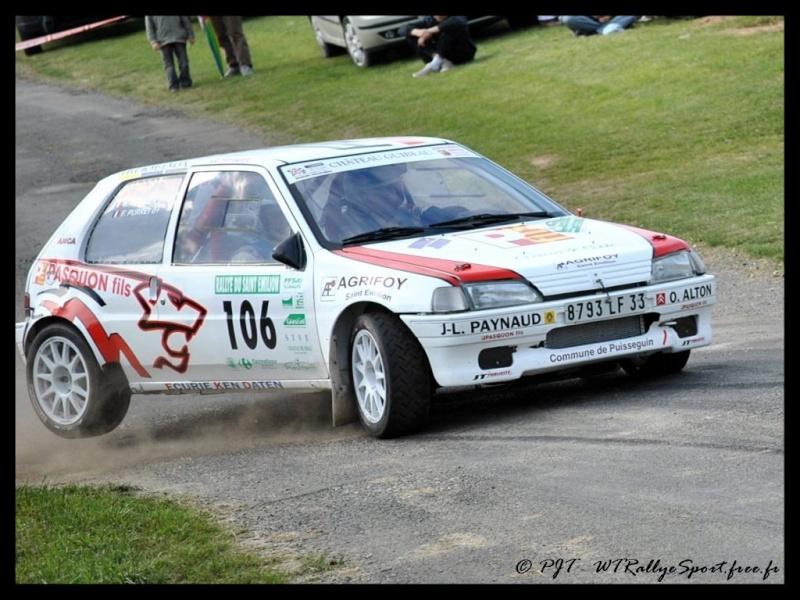 Rallye du St Emilion 2010 - Page 3 Forum082