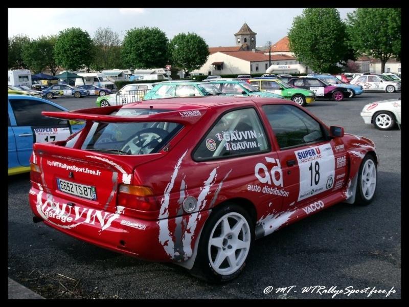 Pierre Alexandre GAUVIN / Jean Michel GAUVIN - FORD Escort Cosworth FN4 Wtrs-g41