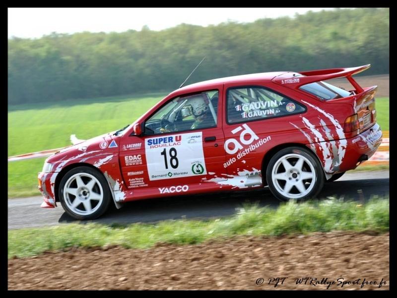 Pierre Alexandre GAUVIN / Jean Michel GAUVIN - FORD Escort Cosworth FN4 Wtrs-g42