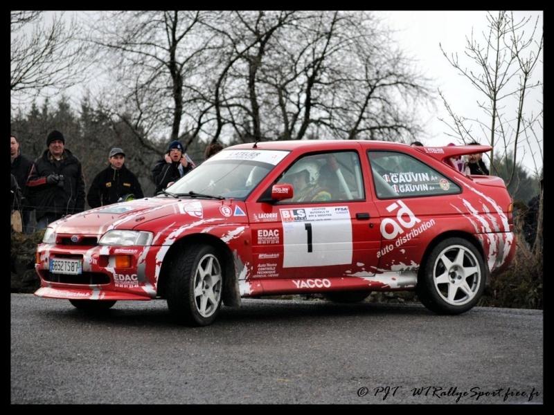 Pierre Alexandre GAUVIN / Jean Michel GAUVIN - FORD Escort Cosworth FN4 Wtrs-p58