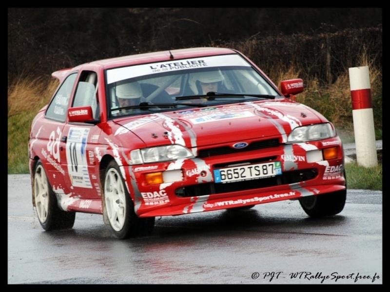 Pierre Alexandre GAUVIN / Jean Michel GAUVIN - FORD Escort Cosworth FN4 Wtrs-v21
