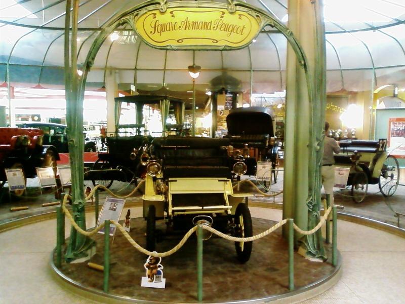 Le musée Peugeot(photos) - Page 5 05_1er10