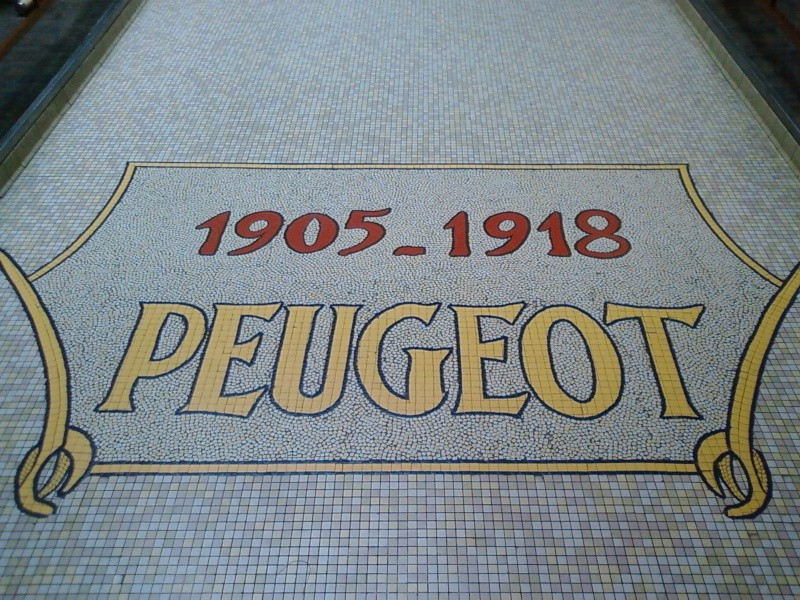 Le musée Peugeot(photos) - Page 5 08_2am10