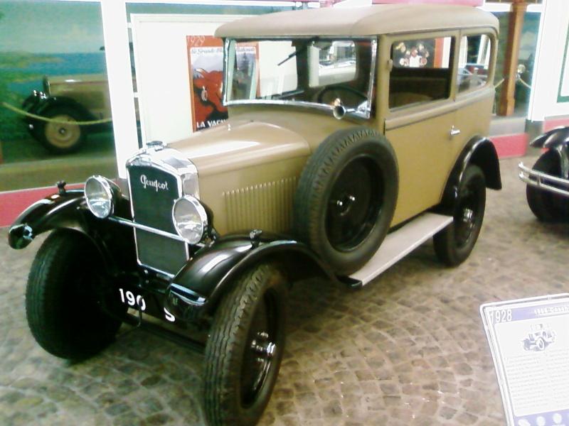 Le musée Peugeot(photos) - Page 5 14_19010