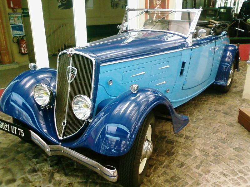 Le musée Peugeot(photos) - Page 5 15_60110