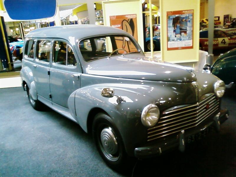 Le musée Peugeot(photos) - Page 5 19_20310
