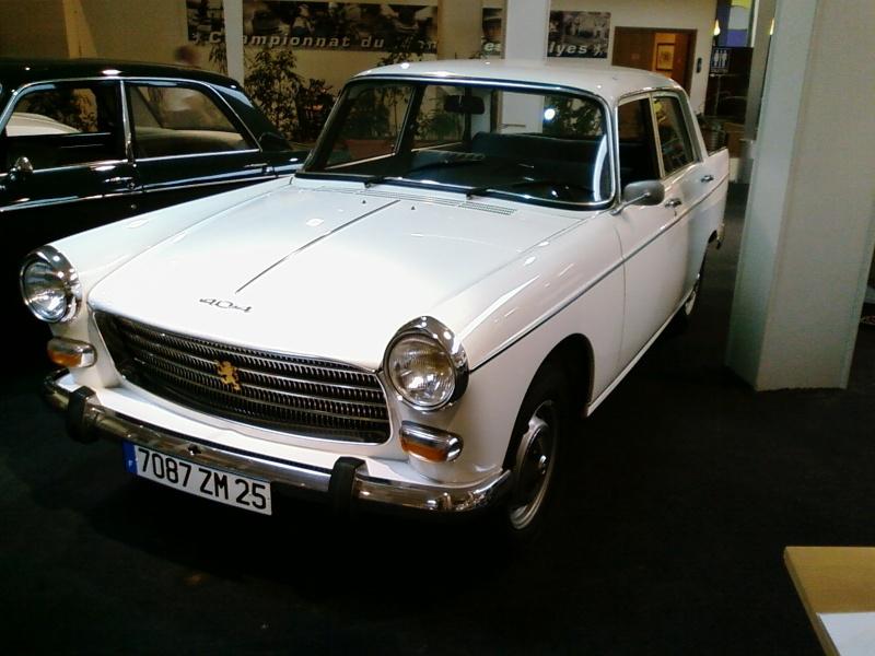Le musée Peugeot(photos) - Page 5 20_40410