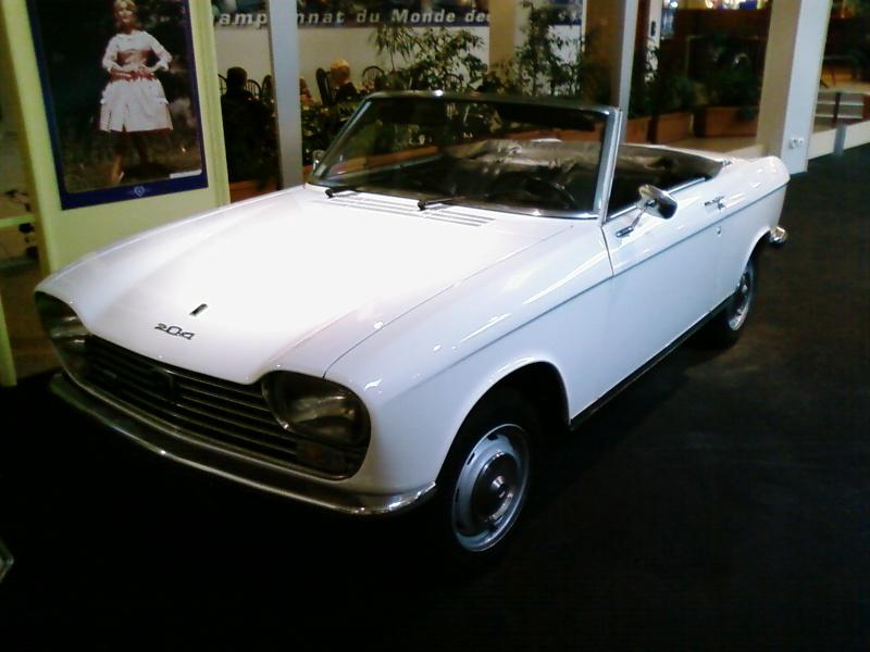 Le musée Peugeot(photos) - Page 5 21_20410