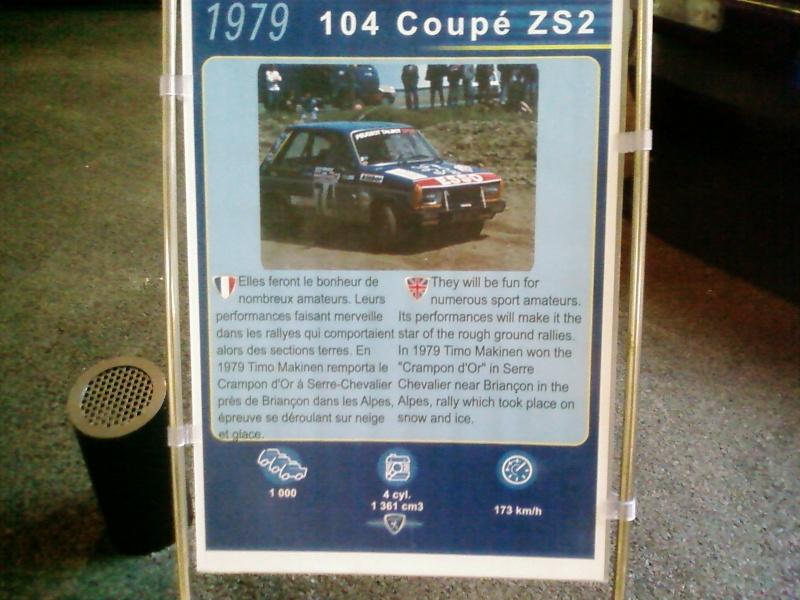 Le musée Peugeot(photos) - Page 5 26_10410