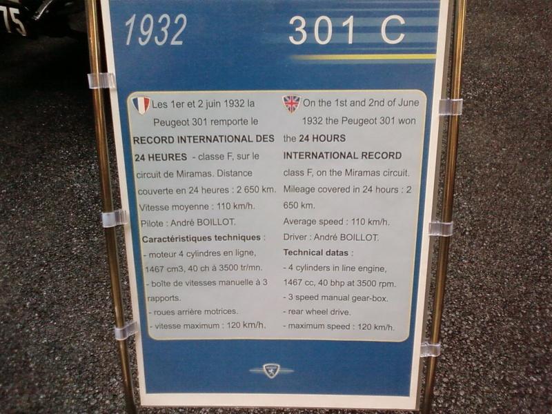 Le musée Peugeot(photos) - Page 5 52_30110