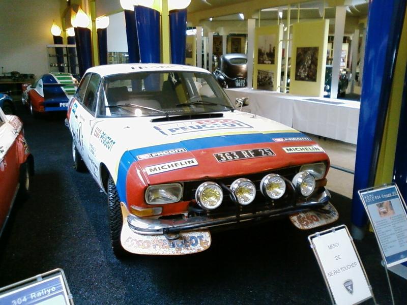 Le musée Peugeot(photos) - Page 5 55_50410