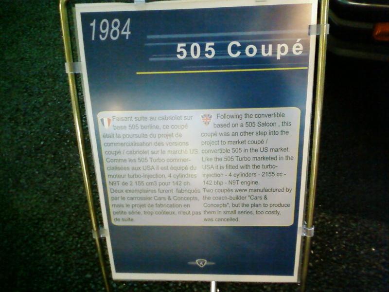 Le musée Peugeot(photos) - Page 5 67_50510