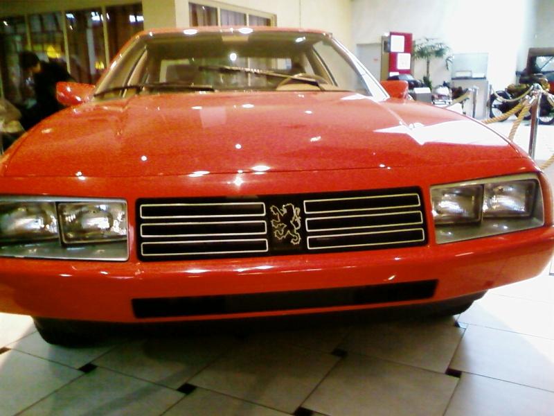 Le musée Peugeot(photos) - Page 5 80_10