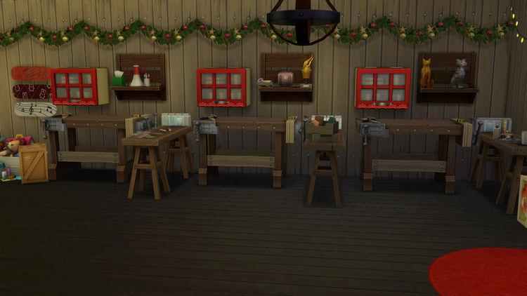 L'usine du Père Noël [Clos]  216