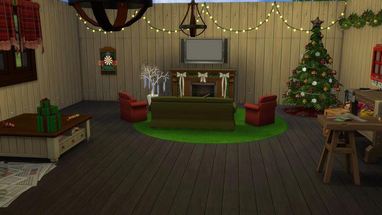 L'usine du Père Noël [Clos]  316