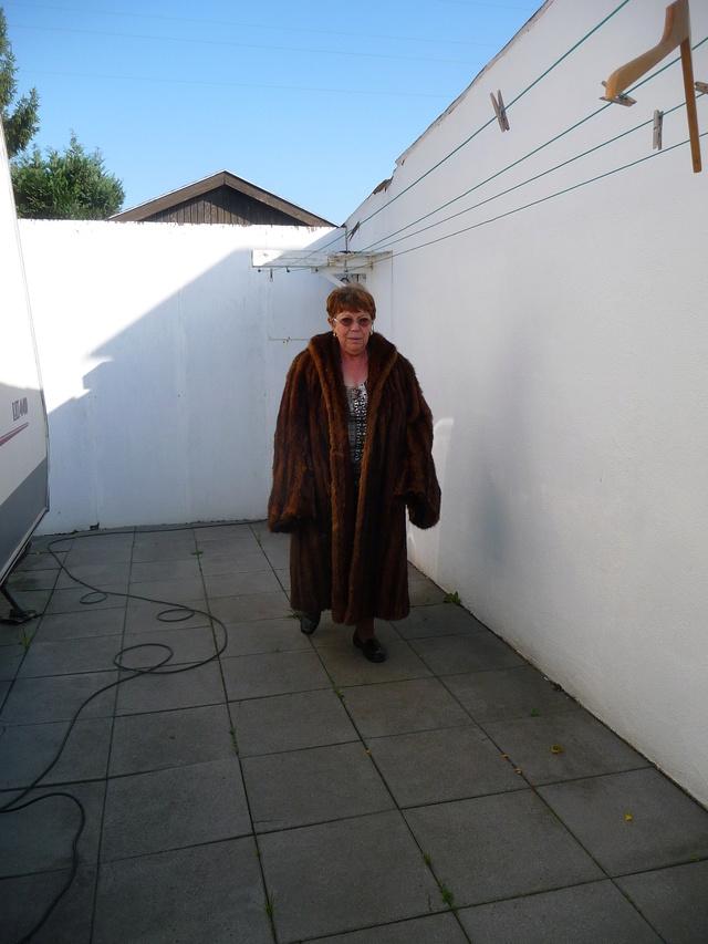 Le manteau en rat musque de Lili Mantea22