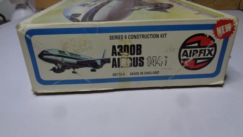 Airbus A 300 B 2 1/144 AIRIX  Dsc03071