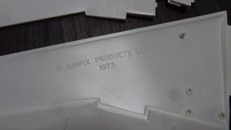 Airbus A 300 B 2 1/144 AIRIX  Dsc03113