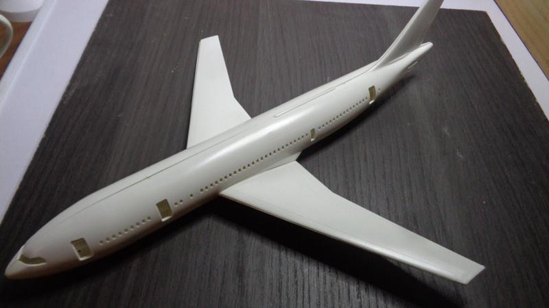 Airbus A 300 B 2 1/144 AIRIX  Dsc03124
