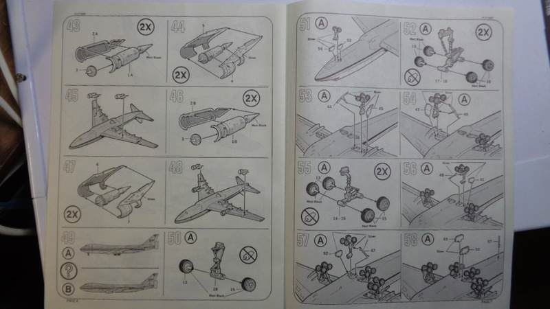 [REVELL] BOEING 747 & Navette SPATIAL 1/144ème  Réf H-177 Dsc03512