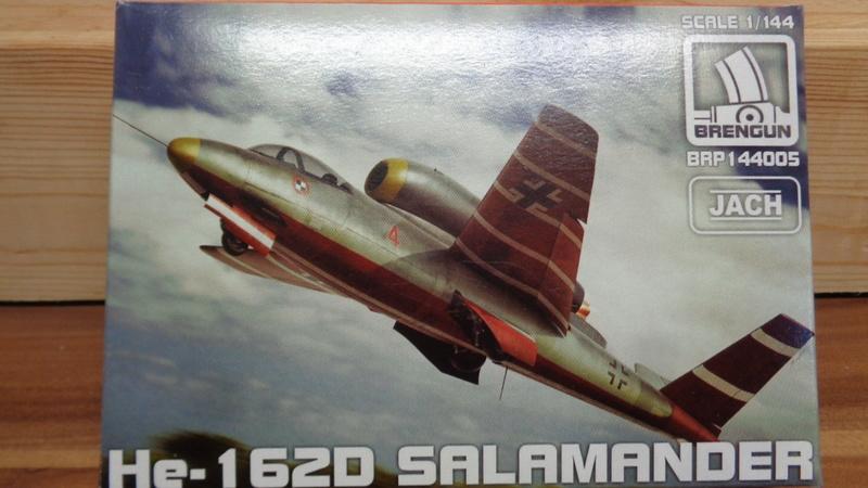[BRENGUN] HEINKEL He 162 D SALAMANDER 1/144ème Réf BRP144005 Dsc03861