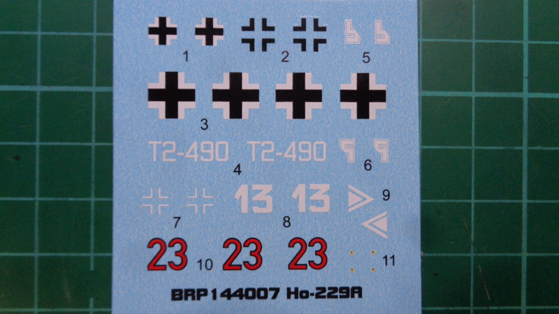 HORTEN HO 229 A Bregun 1/144 Dsc03948