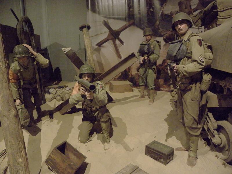 musée OVERLORD MUSEUM de COLLEVILLE P7120112