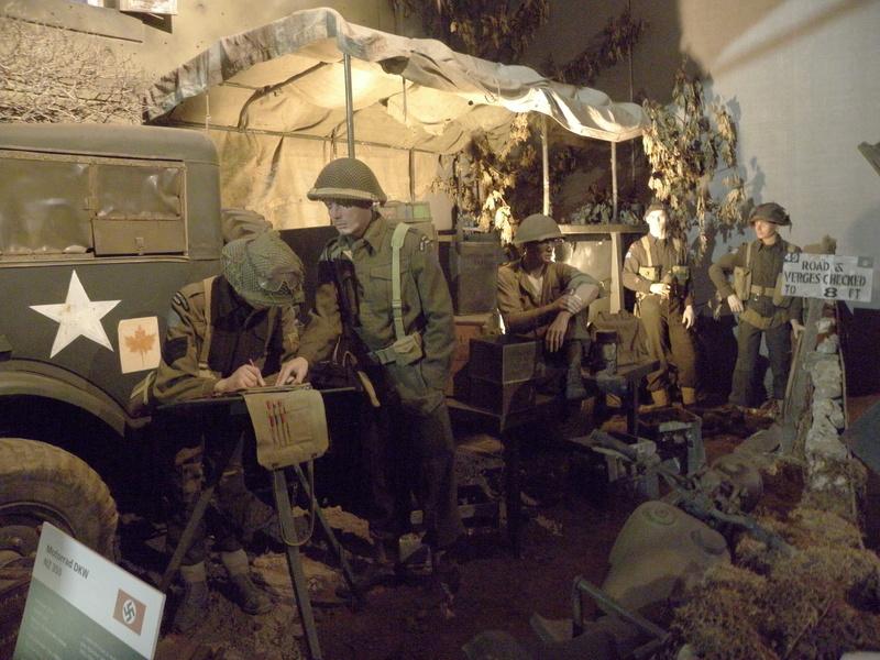 musée OVERLORD MUSEUM de COLLEVILLE P7120125