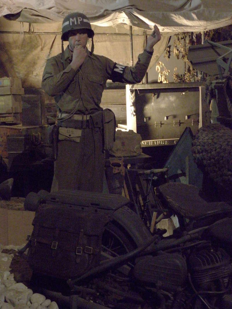 musée OVERLORD MUSEUM de COLLEVILLE P7120127
