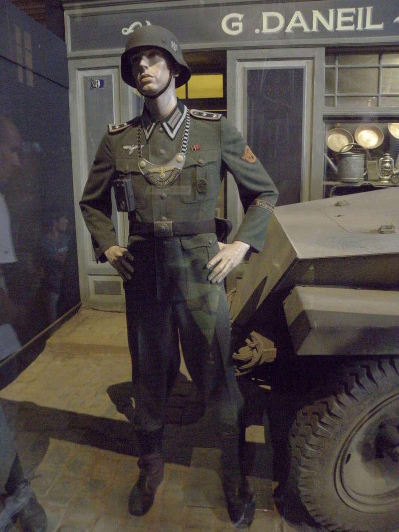 musée OVERLORD MUSEUM de COLLEVILLE P7120133