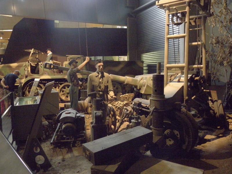 musée OVERLORD MUSEUM de COLLEVILLE P7120134