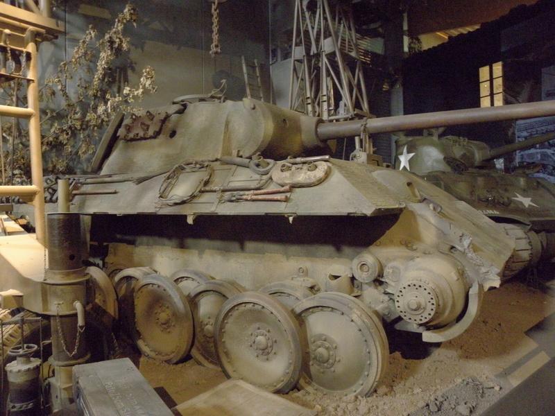 musée OVERLORD MUSEUM de COLLEVILLE P7120138