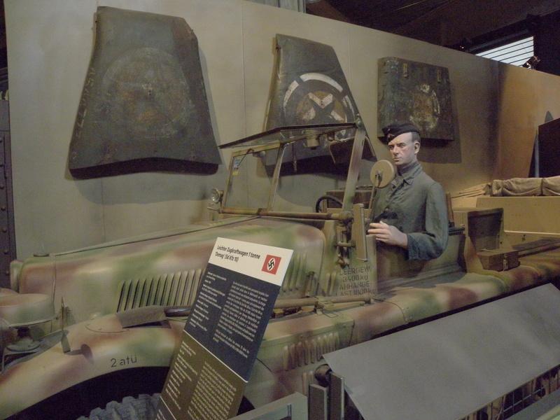 musée OVERLORD MUSEUM de COLLEVILLE P7120141