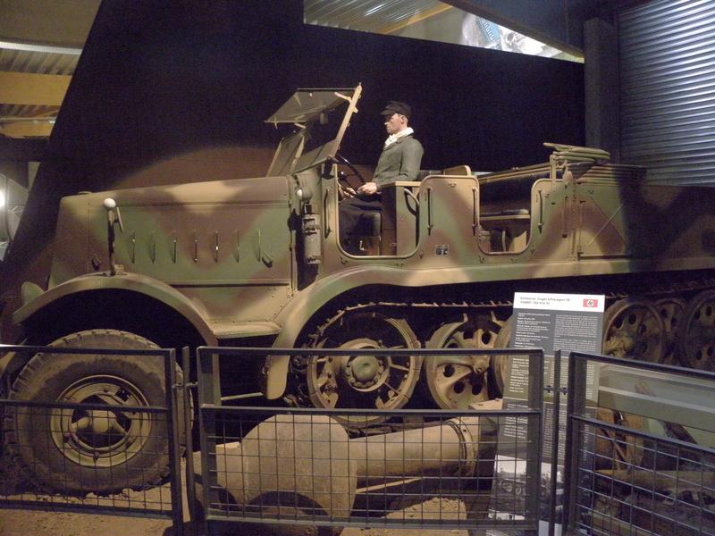 musée OVERLORD MUSEUM de COLLEVILLE P7120143