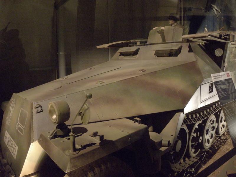 musée OVERLORD MUSEUM de COLLEVILLE P7120150