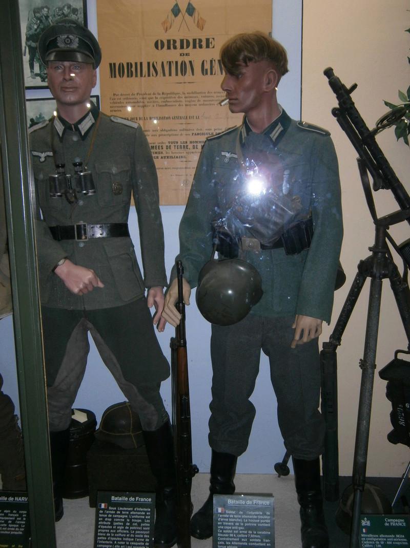 Musée 39-45 d'AMBLETEUSE Pa270021