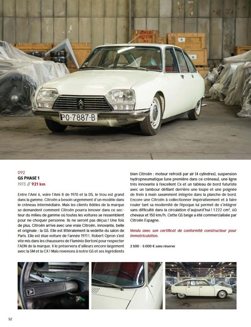 Citroën Héritage vend une partie de son patrimoine Gsench10