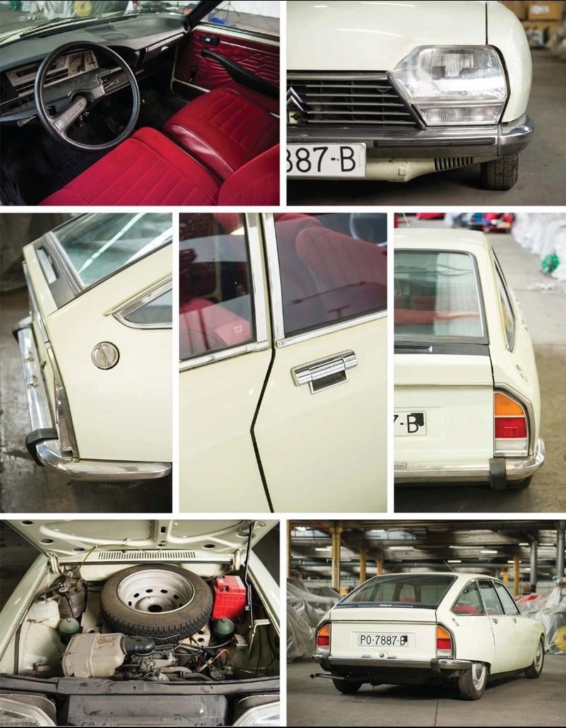 Citroën Héritage vend une partie de son patrimoine Gsench11