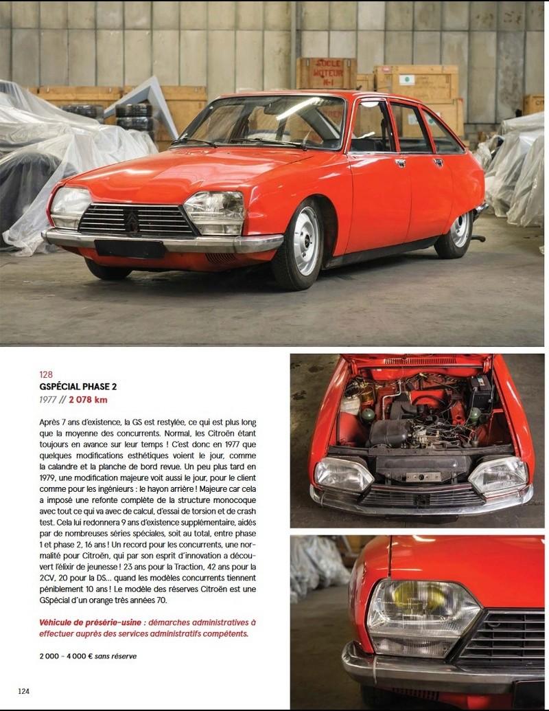 Citroën Héritage vend une partie de son patrimoine Gsench12