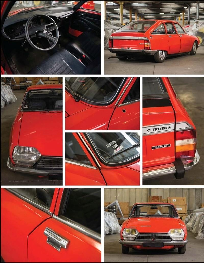 Citroën Héritage vend une partie de son patrimoine Gsench13