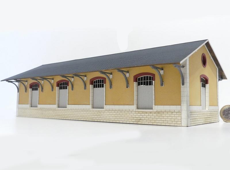 [Architecture & Passion] Halle marchandises PO de Vieilleville 87466410