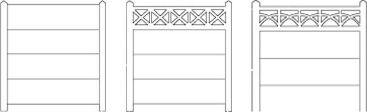 [Architecture & Passion] Clôtures hautes en béton Clotur10