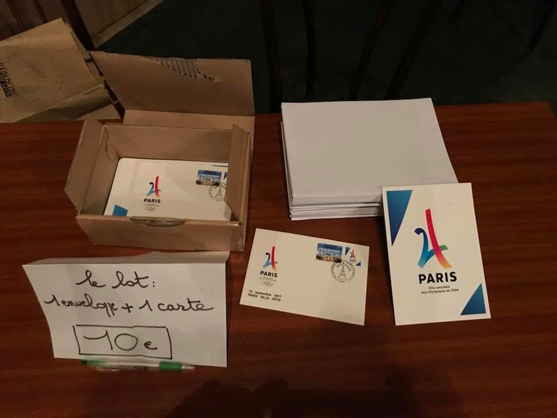 Bourse AFCOS Paris 2017 23472110