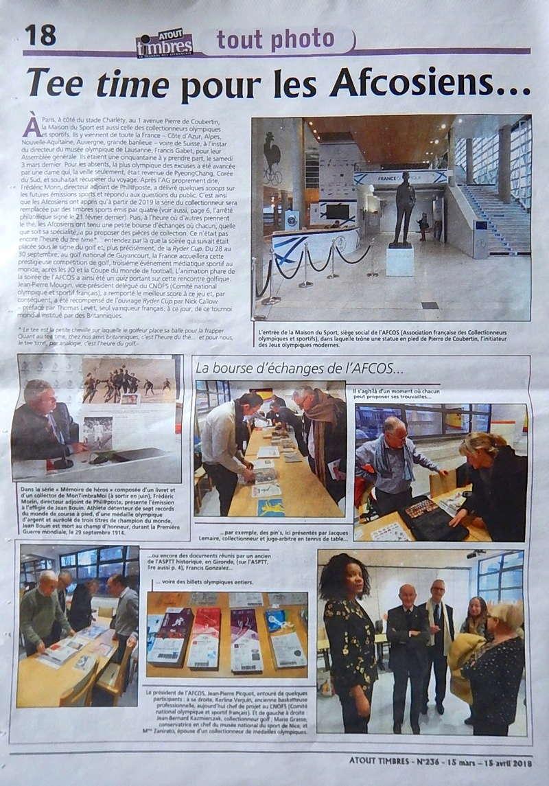 L'AG de l'AFCOS 2018 dans la presse Dscn5913