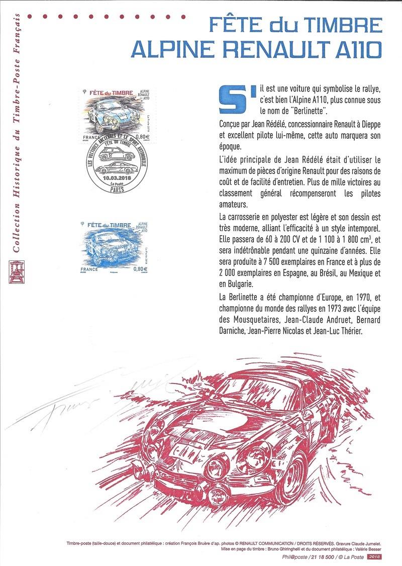 Fête du Timbre 2018 Le Carré d'Encre Paris et Rueil-Malmaison 92 (Hauts de Seine) samedi 10 mars Feite_12
