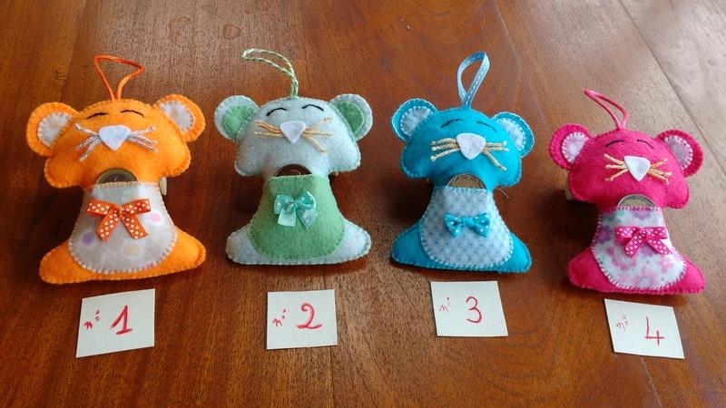 petite souris  pour les pièces des dents  de lait Img_2015